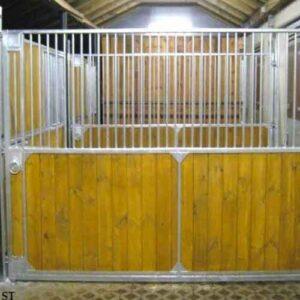 Boxes caballos divisiones separadoras