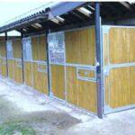 Boxes caballos exteriores